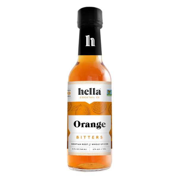 orange cocktail mixer bitters