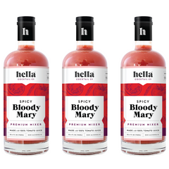 Hella Spicy Bloody Mary Mix