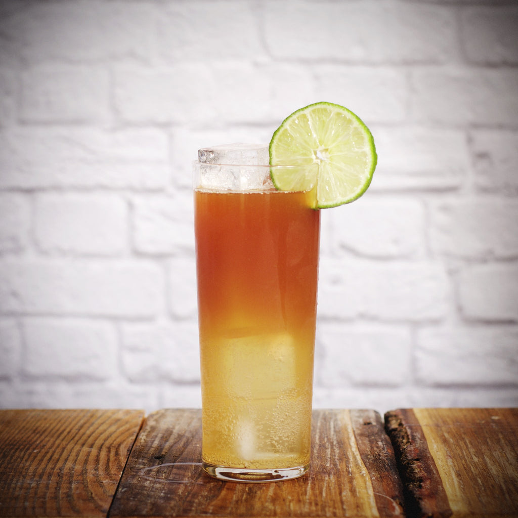 Dark and Stormy Cocktail - Foodlyn - 1