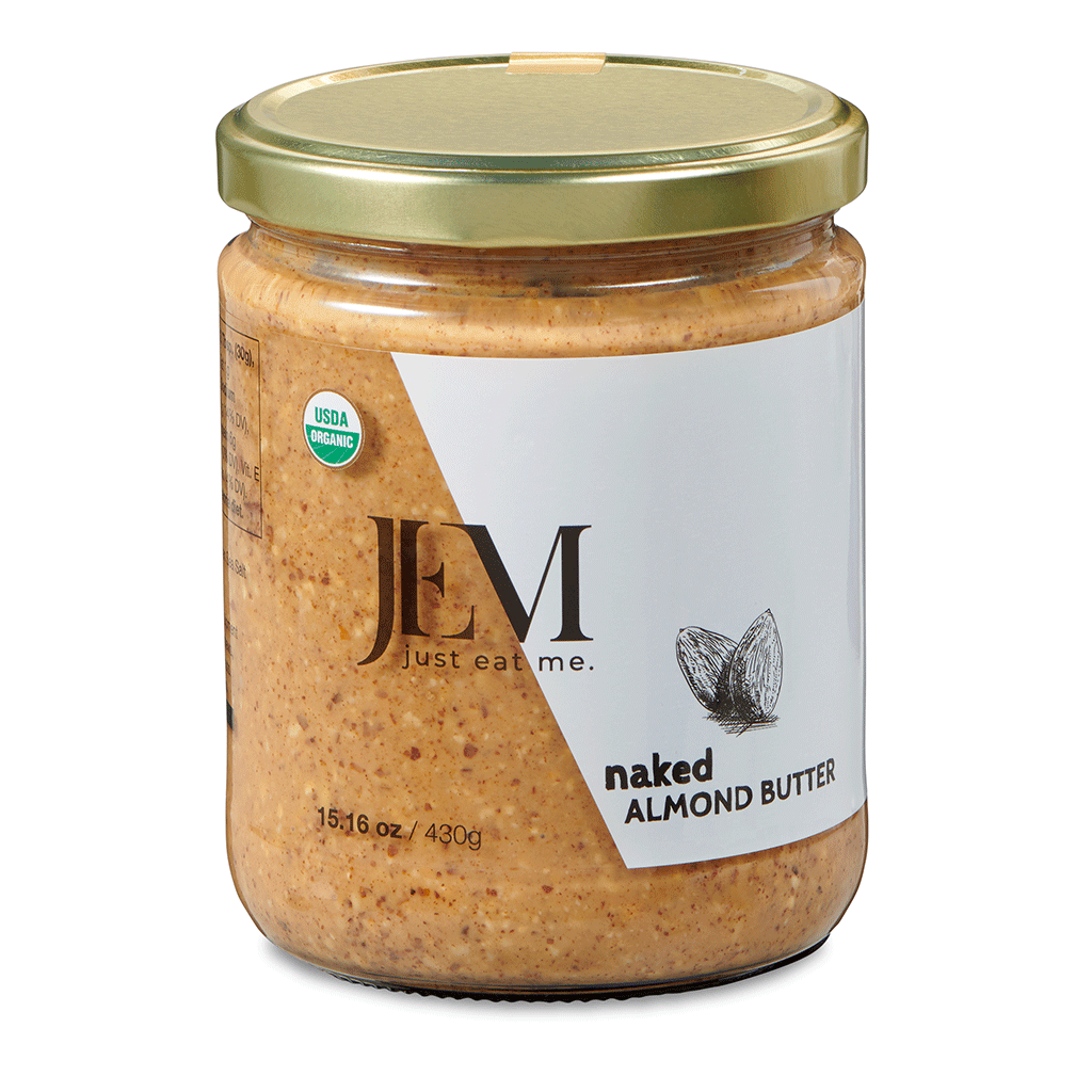 Naked Almond Butter  16oz