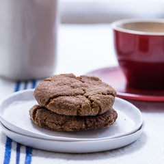 cookies ginger molasses dessert snack