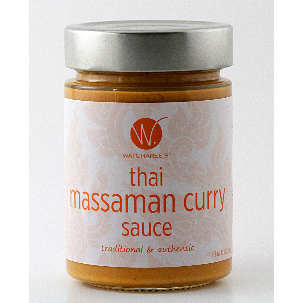 Thai Massaman Curry Sauce