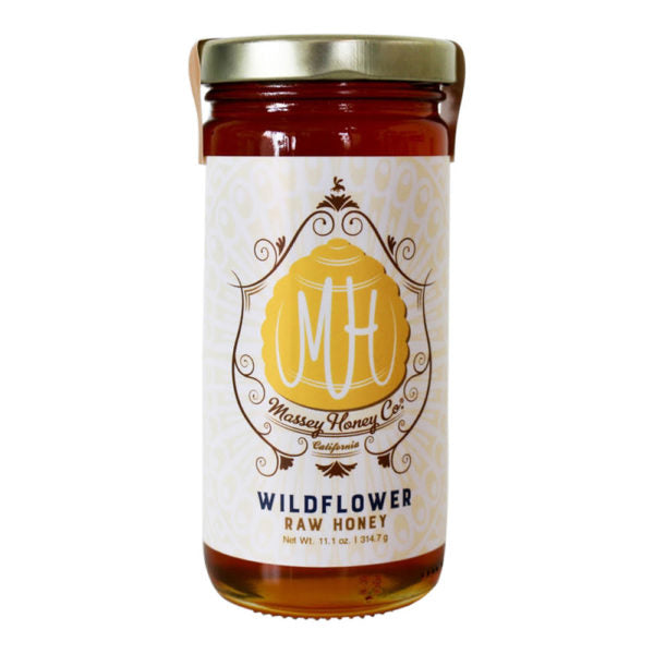 Wildflower Honey  11.1oz