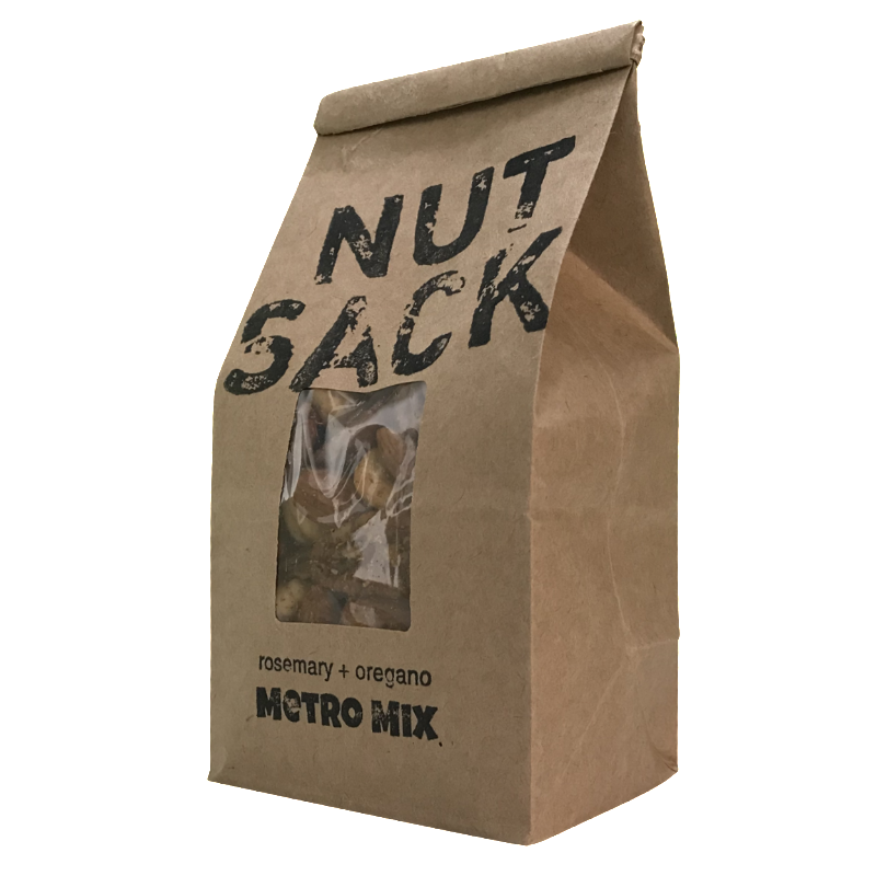 nuts snack bag