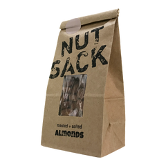 Roasted Salted Almonds Nutsack