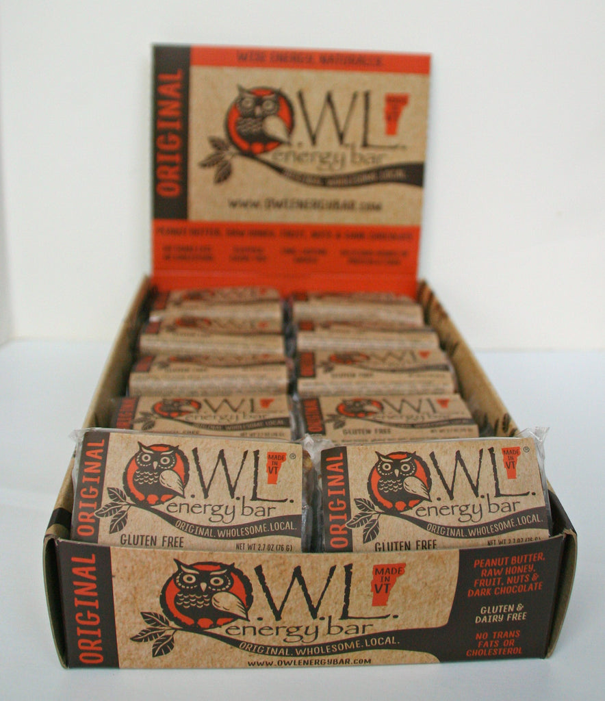 Original OWL Energy Bars