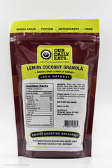 Lemon Coconut Granola  - Bulk