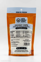 Coconut Chips - 100% Natural  3oz