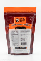 Maple Crunch Granola  12oz