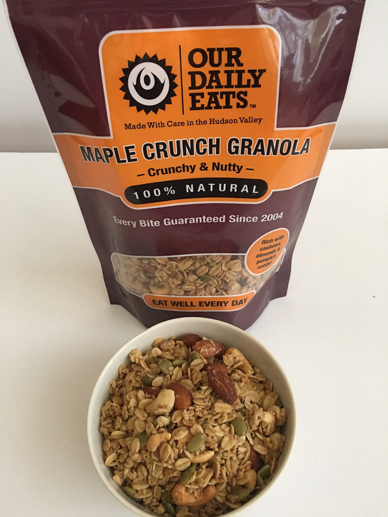 Maple Crunch Granola  5lb