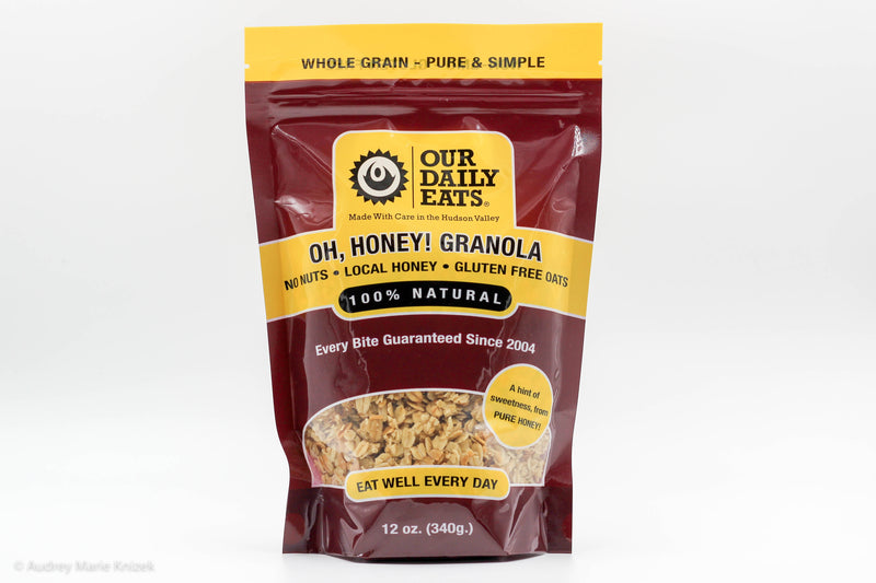 Oh Honey! Granola  12oz