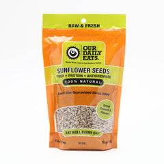 Sunflower Seeds  9oz