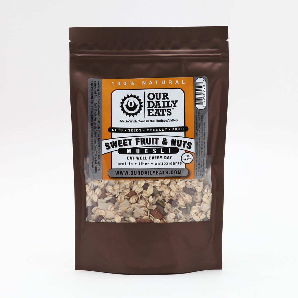 Sweet Fruit and Nuts Muesli  - Bulk
