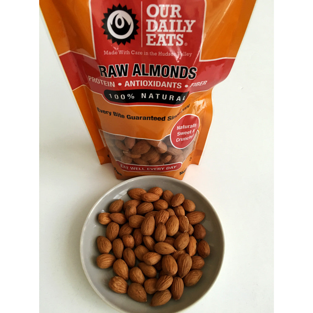 Raw Almonds   8oz