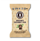 coconut energy bar exercise chocolate blonde