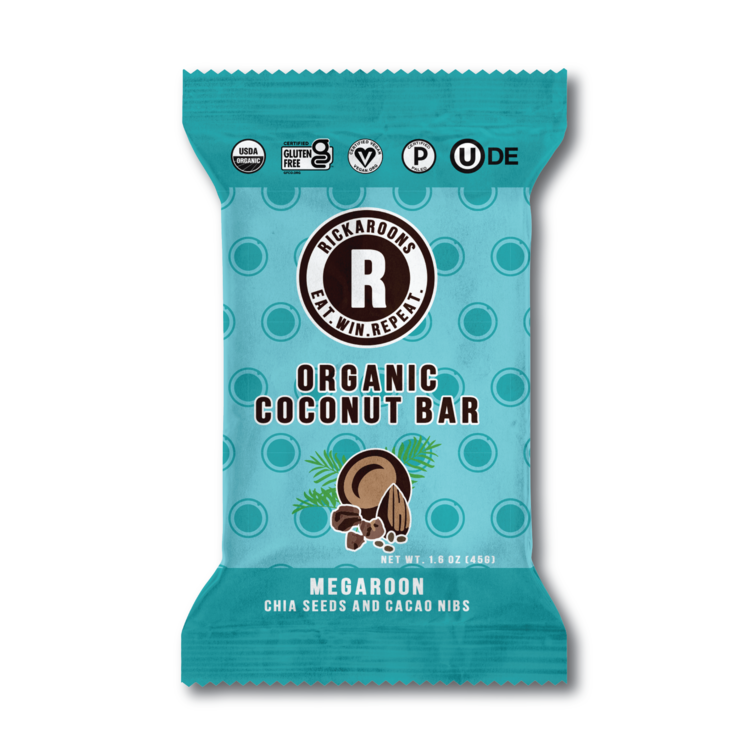 Megaroon  Coconut Energy Bars