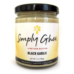 Black Garlic Ghee  7oz - Foodlyn