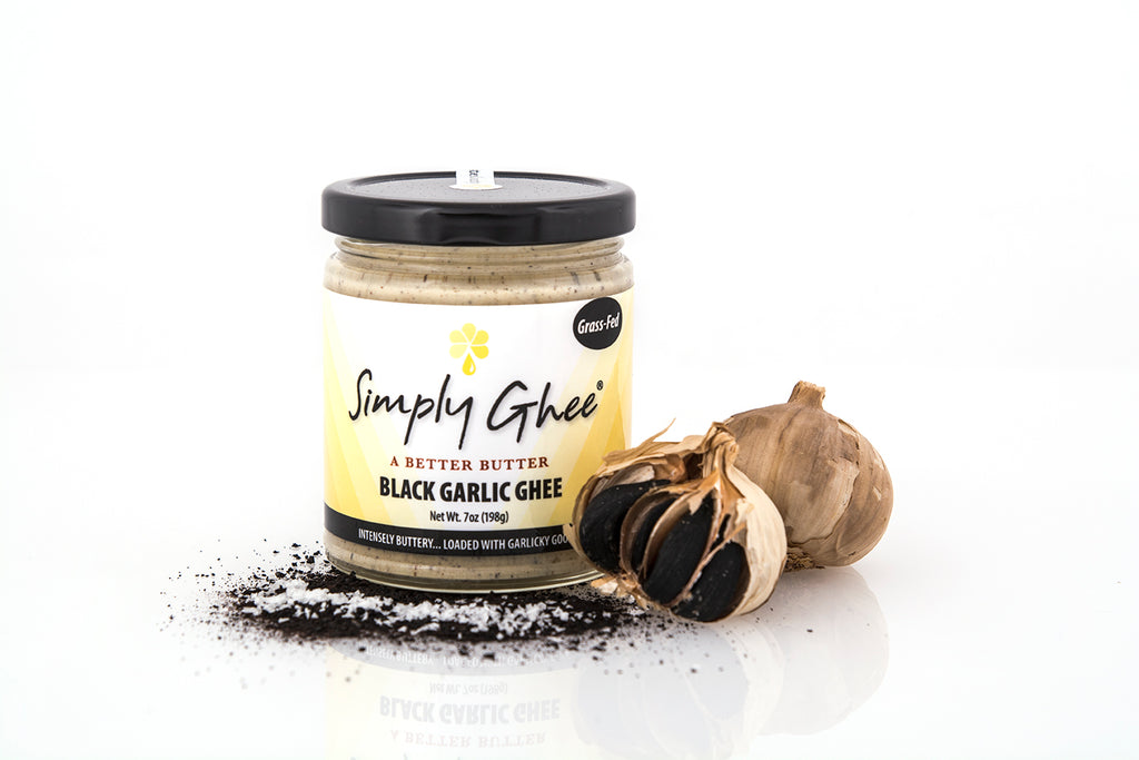 Black Garlic Ghee  7oz