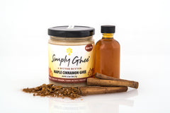 Maple Cinnamon Ghee  6.5oz