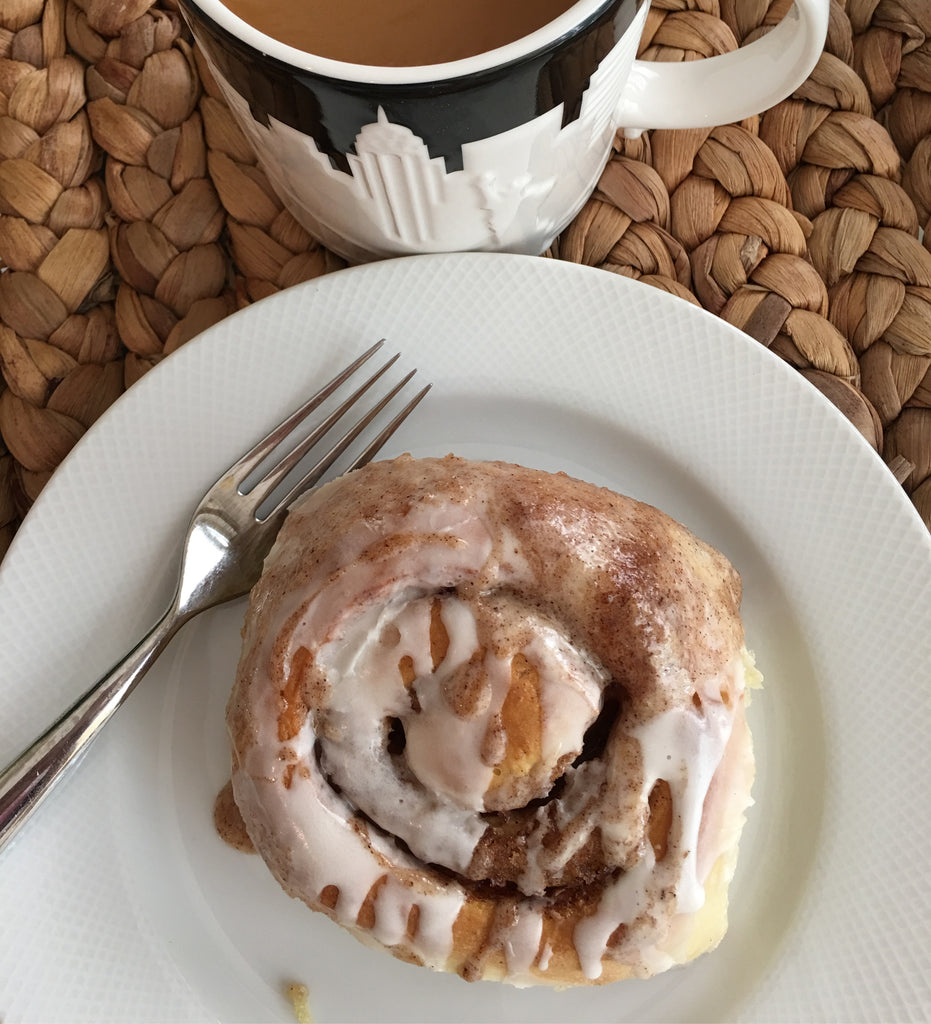 The Best and Biggest Cinnamon Rolls