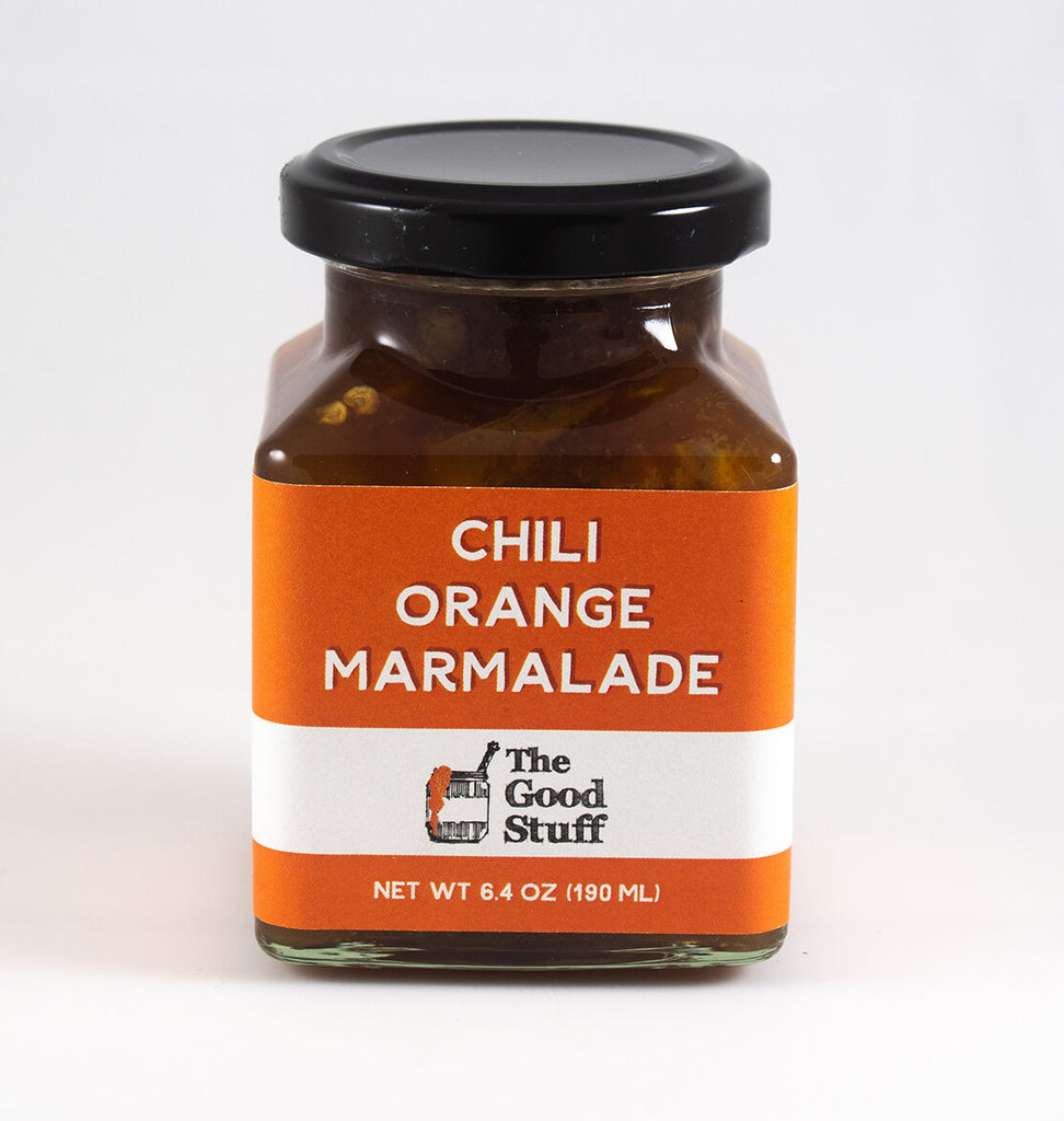 Chili Orange Marmalade  6.4oz