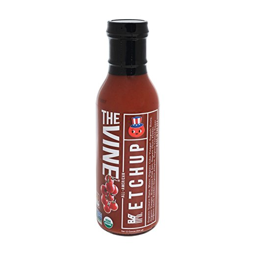 The Vine All-American Ketchup  12oz