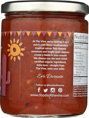 The Vine Black Bean Mango Salsa  16oz