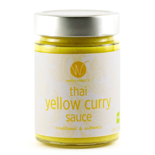 Thai Yellow Curry Sauce