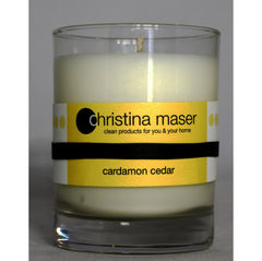 Soy Wax Candle - Clear Glass Tumbler - 10oz