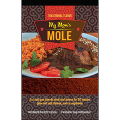My Mom's Mole   8oz - Foodlyn - 1
