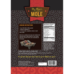 My Mom's Mole   8oz - Foodlyn - 2