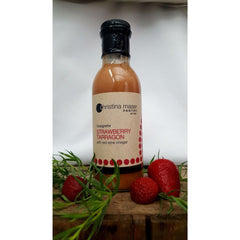 Strawberry Tarragon Vinaigrette with Red Wine Vinegar  12oz