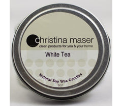 Soy Wax Candle - Travel Tin - 6oz