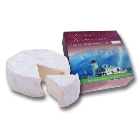 Toit Vert Camembert Creamy Cheese Can 120g