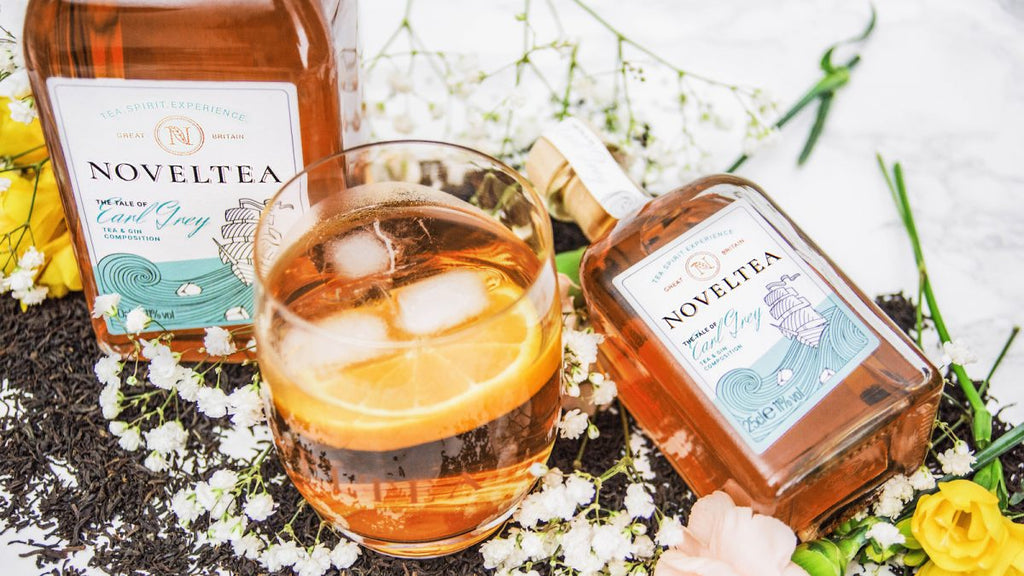 Three gin cocktails you need to try – with Noveltea