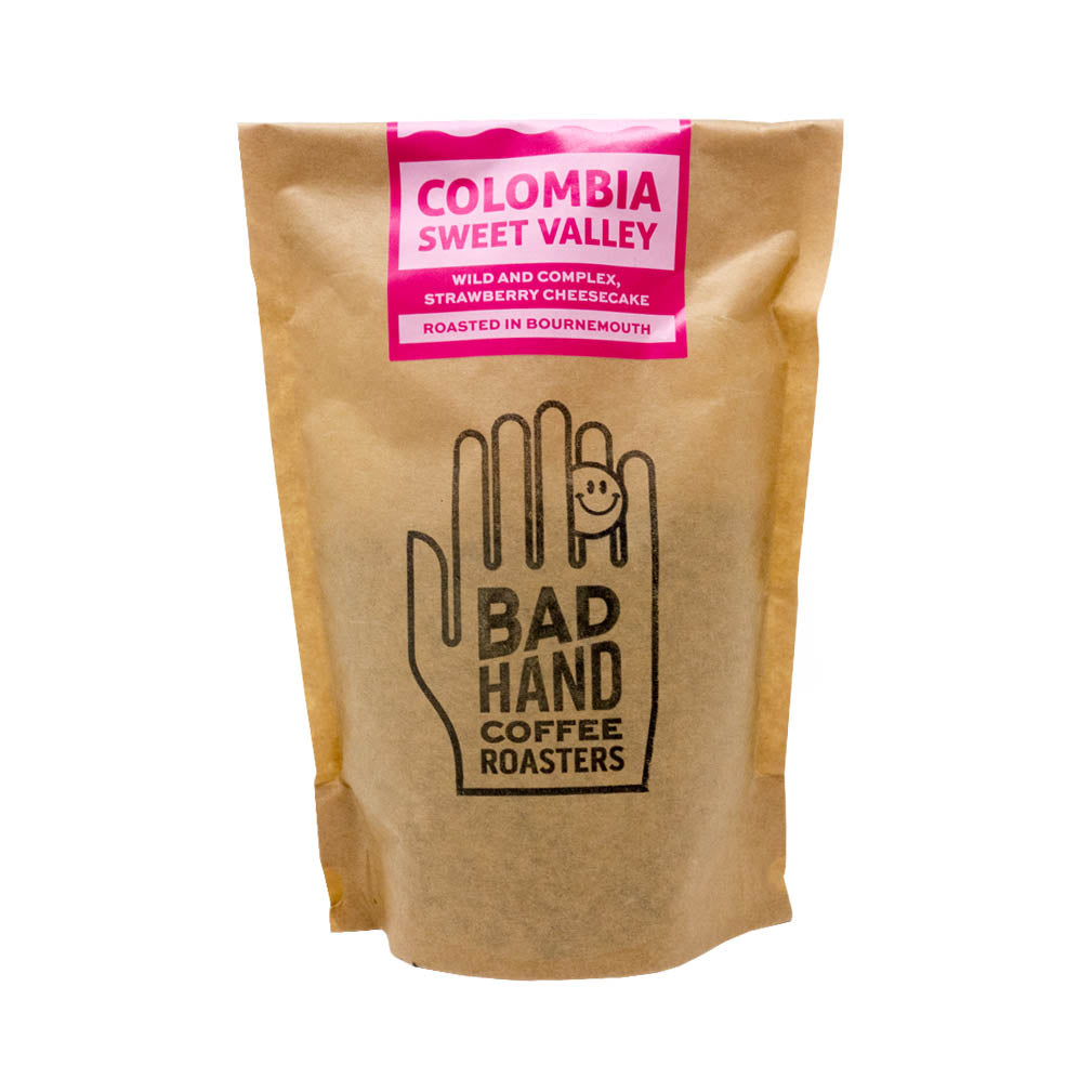 Bad Hand Coffee - Colombia