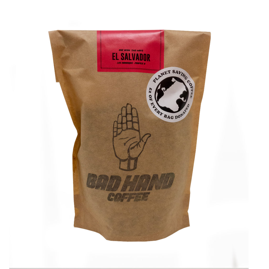 Bad Hand Coffee - El Salvador Profile A