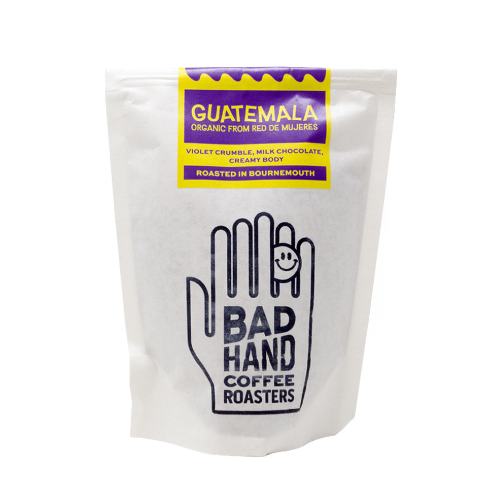 Bad Hand Coffee - Guatemala