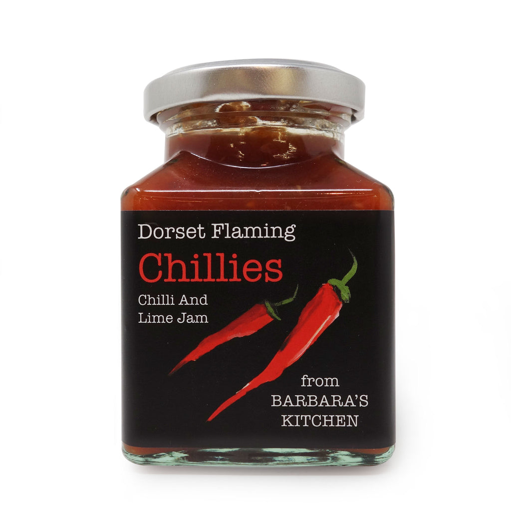 Barbara's Kitchen - Chilli And Lime Jam