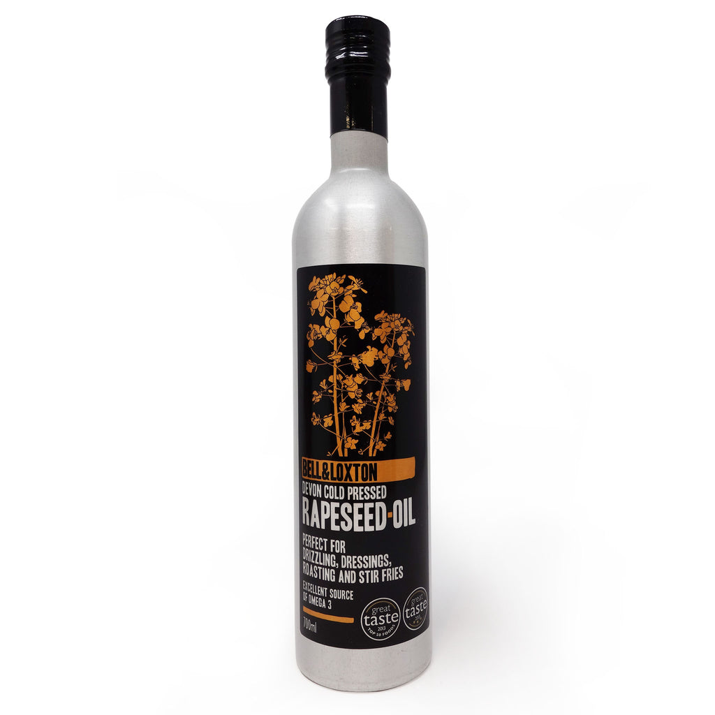 Bell & Loxton - Cold Pressed Rapeseed Oil