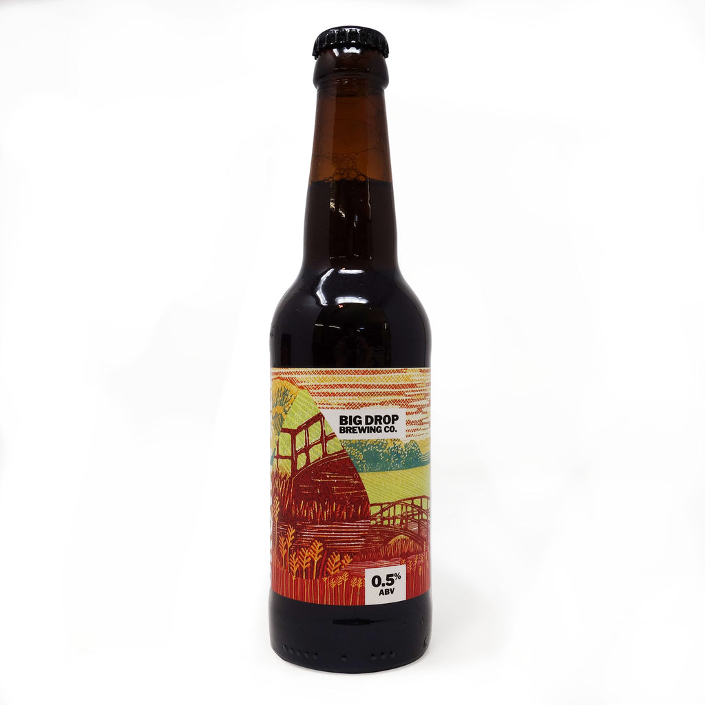 Big Drop Brewing - Brown Ale 330ml Bottle
