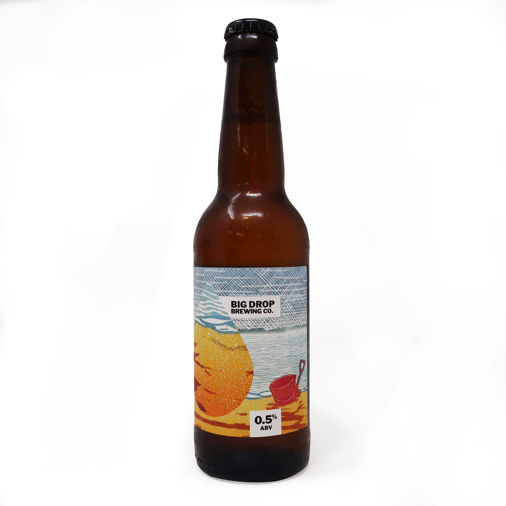 Big Drop Brewing - Lager 330ml Bottle