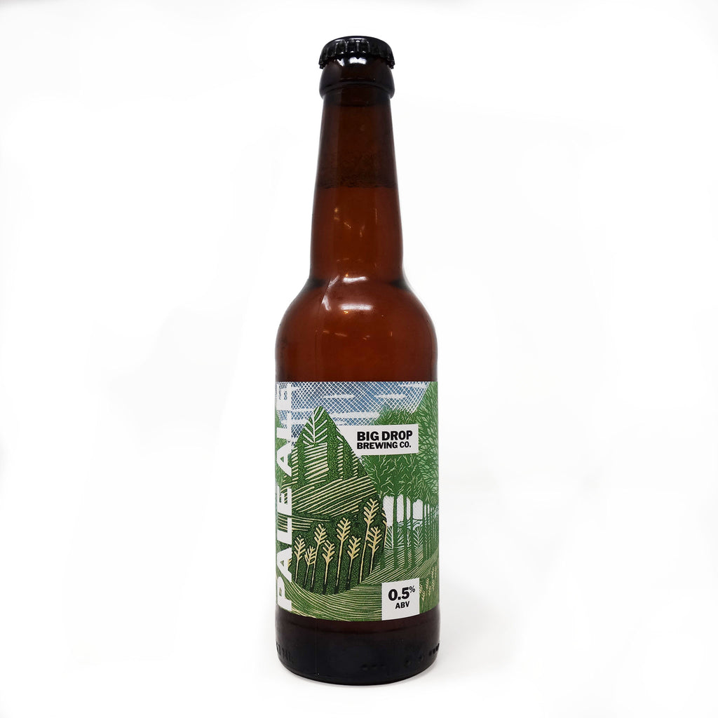 Big Drop Brewing - Pale Ale 330ml Bottle