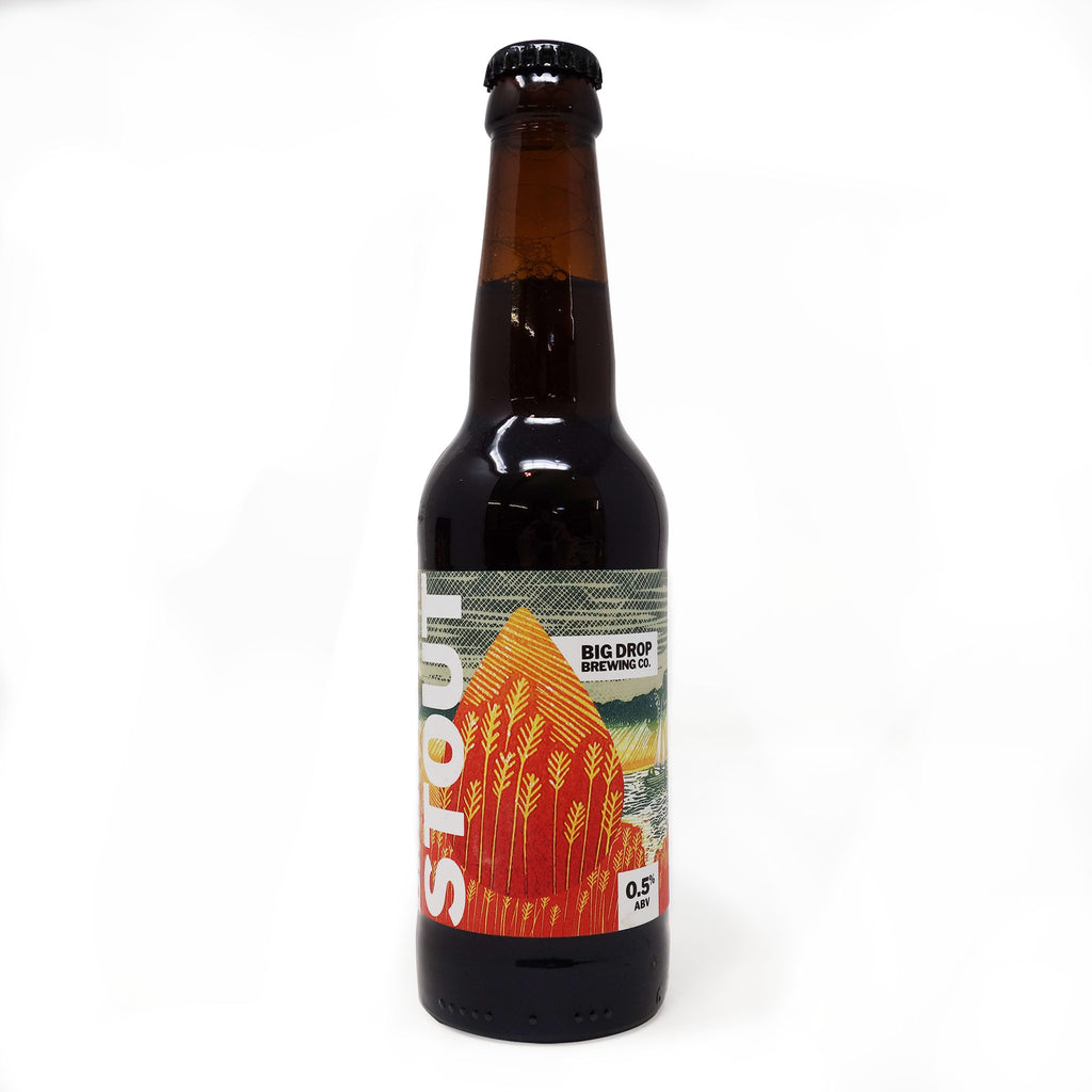 Big Drop Brewing - Stout 330ml Bottle