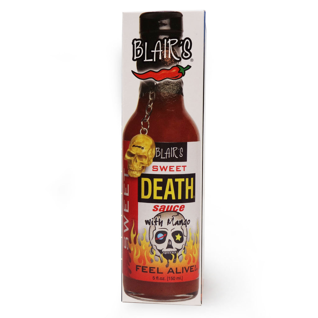 Blair's - Sweet Death Hot Sauce with Mango