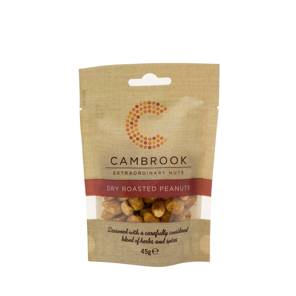 Cambrook - Dry Roasted Peanuts