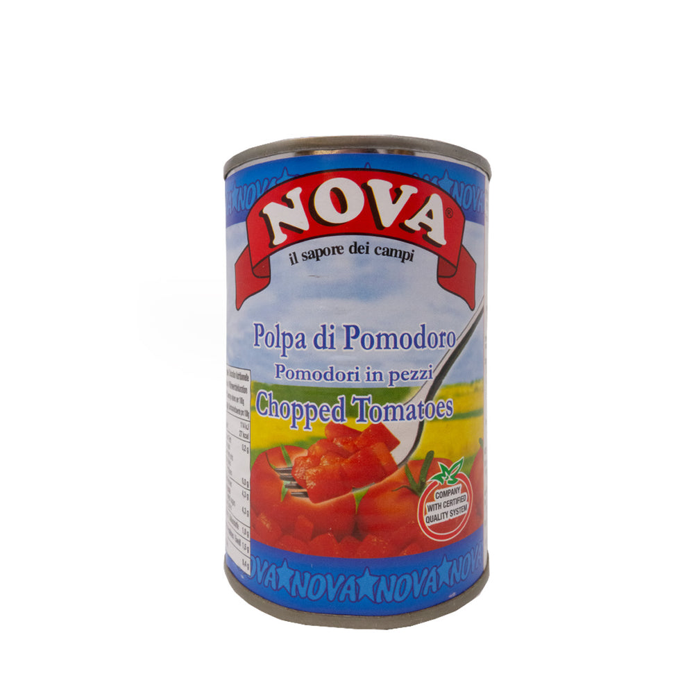 Essential Range - Tinned Chopped Tomato 400g