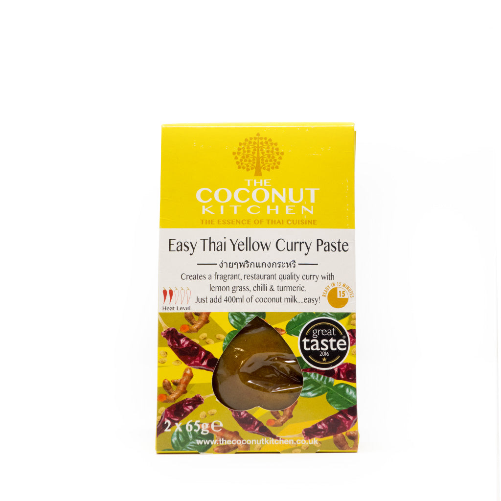 The coconut kitchen - Thai Yellow curry paste