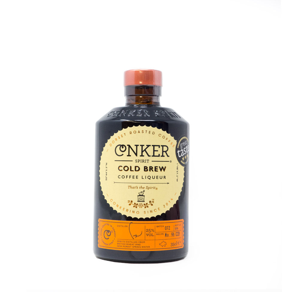 Conker Spirits - Cold Brew Coffee Liqueur 35cl