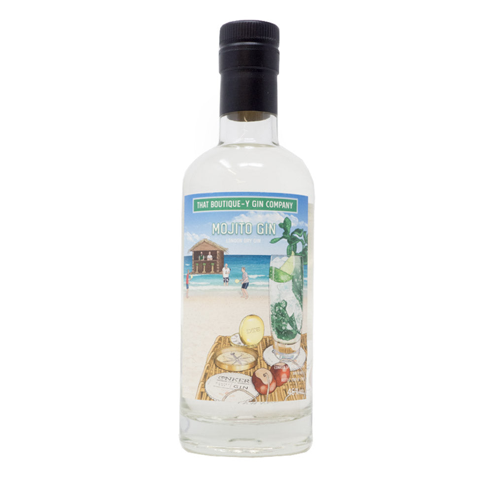 Conker Spirits - Mojito Gin That boutique-y Gin Company